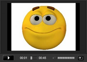 Screenshot Open Video Player